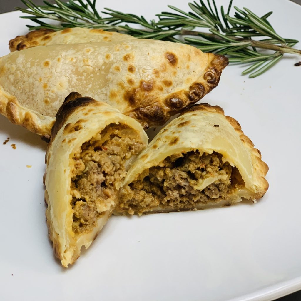 EMPANADAS ( Beef or Chicken or Beef & Olives)