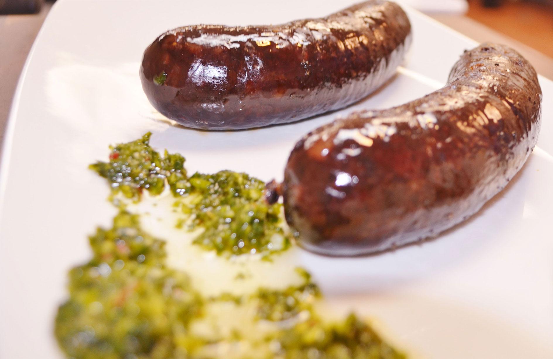 Morcilla ( Blood Sausage)