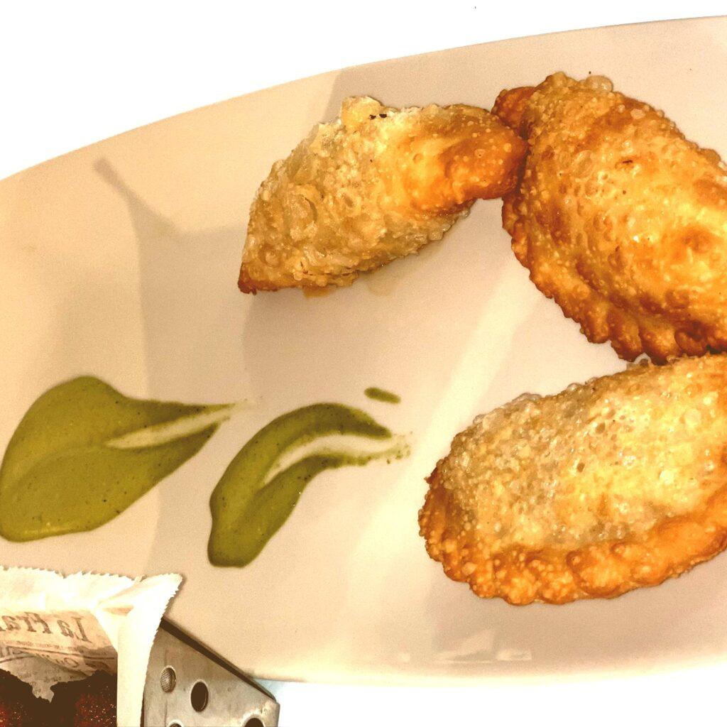EMPANADAS ( Beef or Chicken or Beef & Olives)